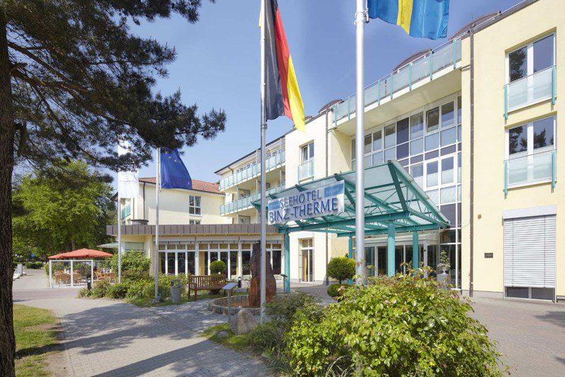 Binz Hotel Haus Am See