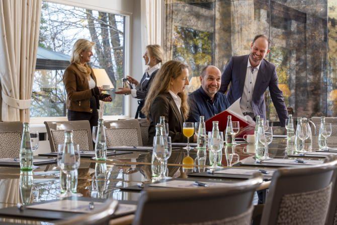 Maritim Hotel Kiel Restaurant