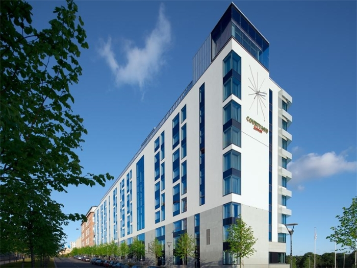 Courtyard by Marriott Stockholm Kungsholmen - Hotelansicht