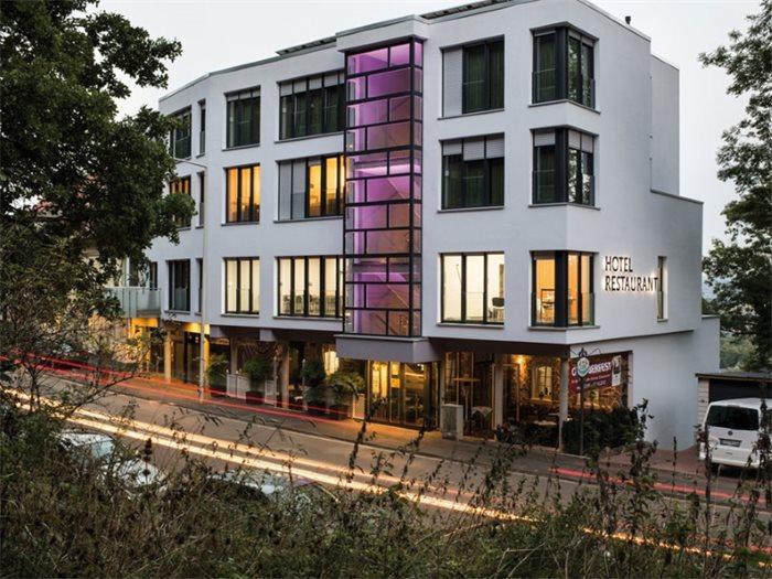 design konferenzhotel restaurant steinernes schweinchen