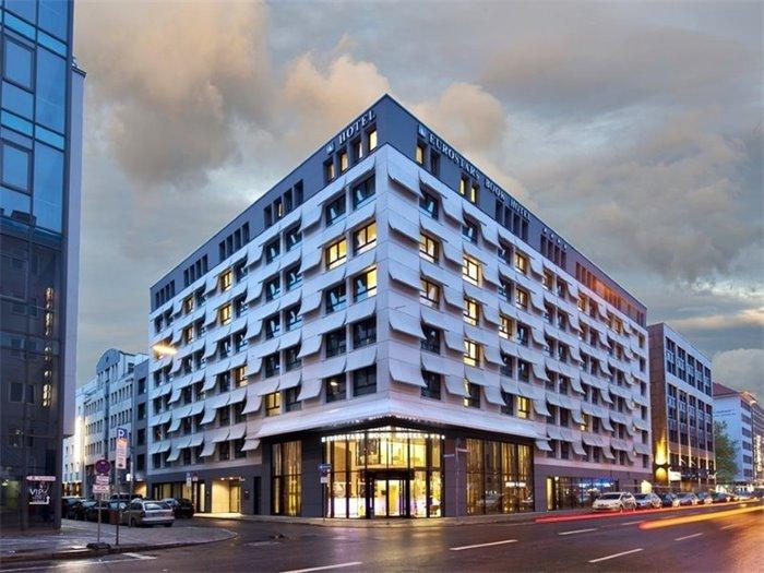Eurostars Book Hotel Munchen Tagungshotel In Munchen