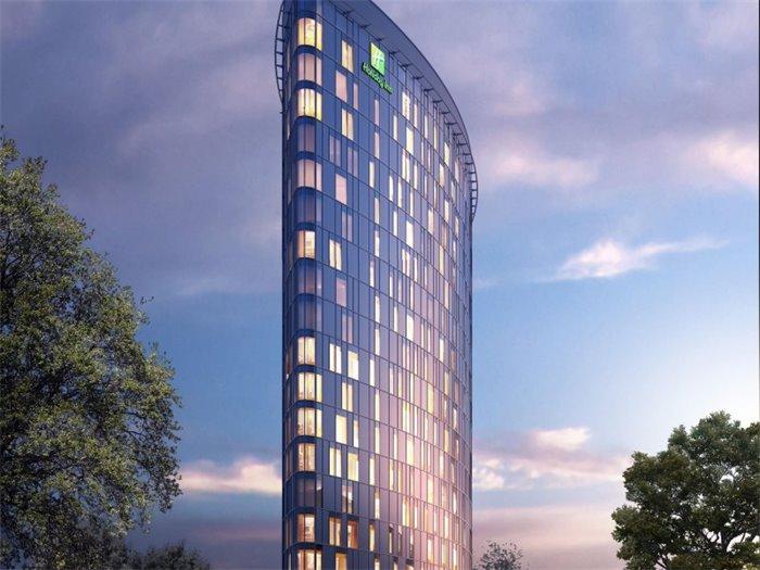 Hotel Holiday Inn In Hamburg City Nord