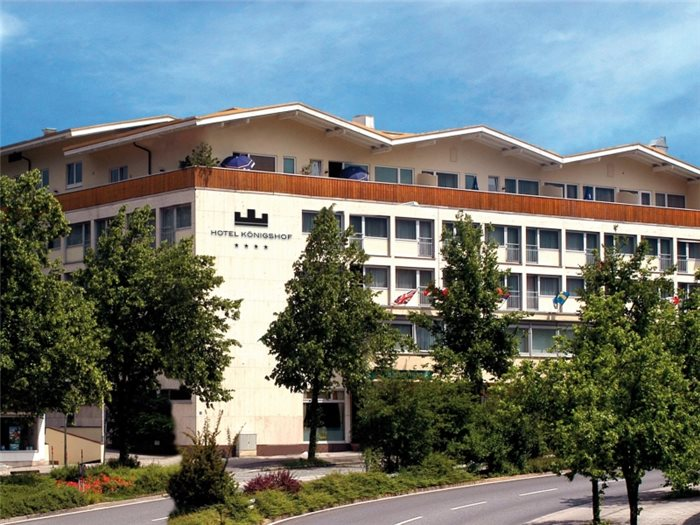 Hotel k nigshof garmisch partenkirchen tagungshotel in for Designhotel garmisch