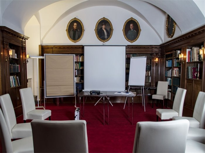 Meeting Grosse Bibliothek