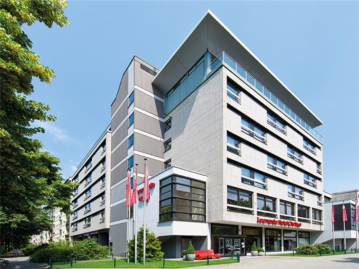 Hotel Leonardo Berlin City West