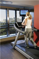 Lindner Hotel Am Belvedere - Fitness
