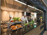 Lufthansa Seeheim - More than a Conference Hotel - Food Court