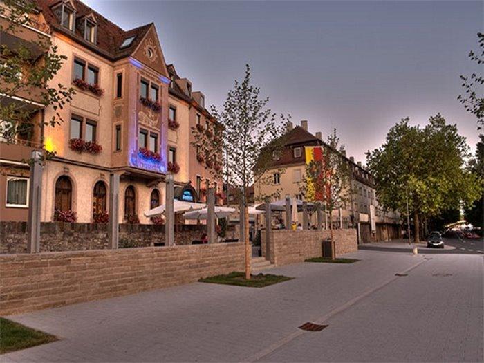 Md hotel walfisch tagungshotel in w rzburg for Hotel wurzburg zentrum