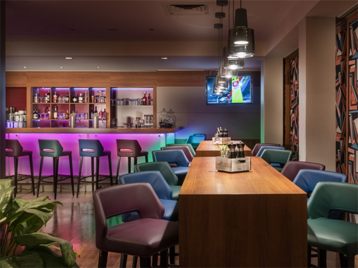 Hotelbar / Restaurant