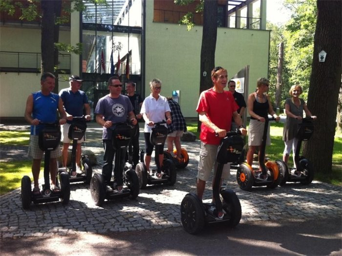 Incentive Segway Tour