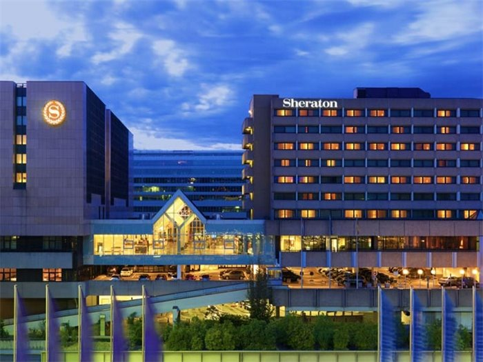 Sheraton Frankfurt Airport Hotel and Conference Center  - Hotelansicht